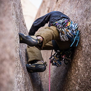 Try your hand at Indoor and Outdoor Climbing in Pembrokeshire