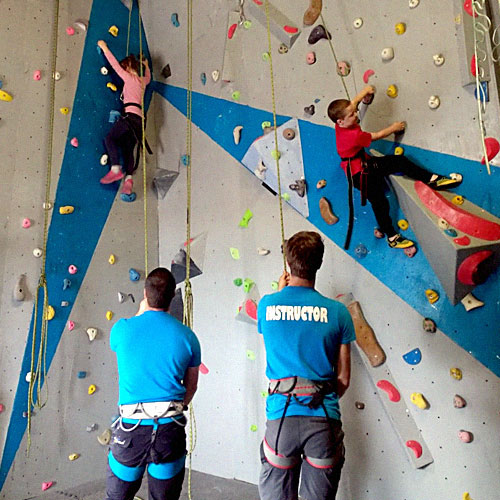 Indoor Climbing for beginners